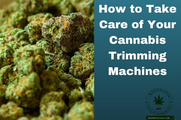 How to Take Care of Your Trimming Machines